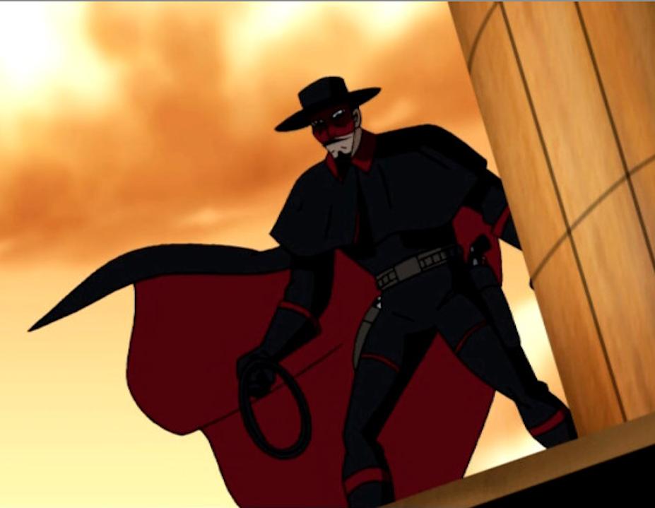 El Diablo in 'Justice League Unlimited'