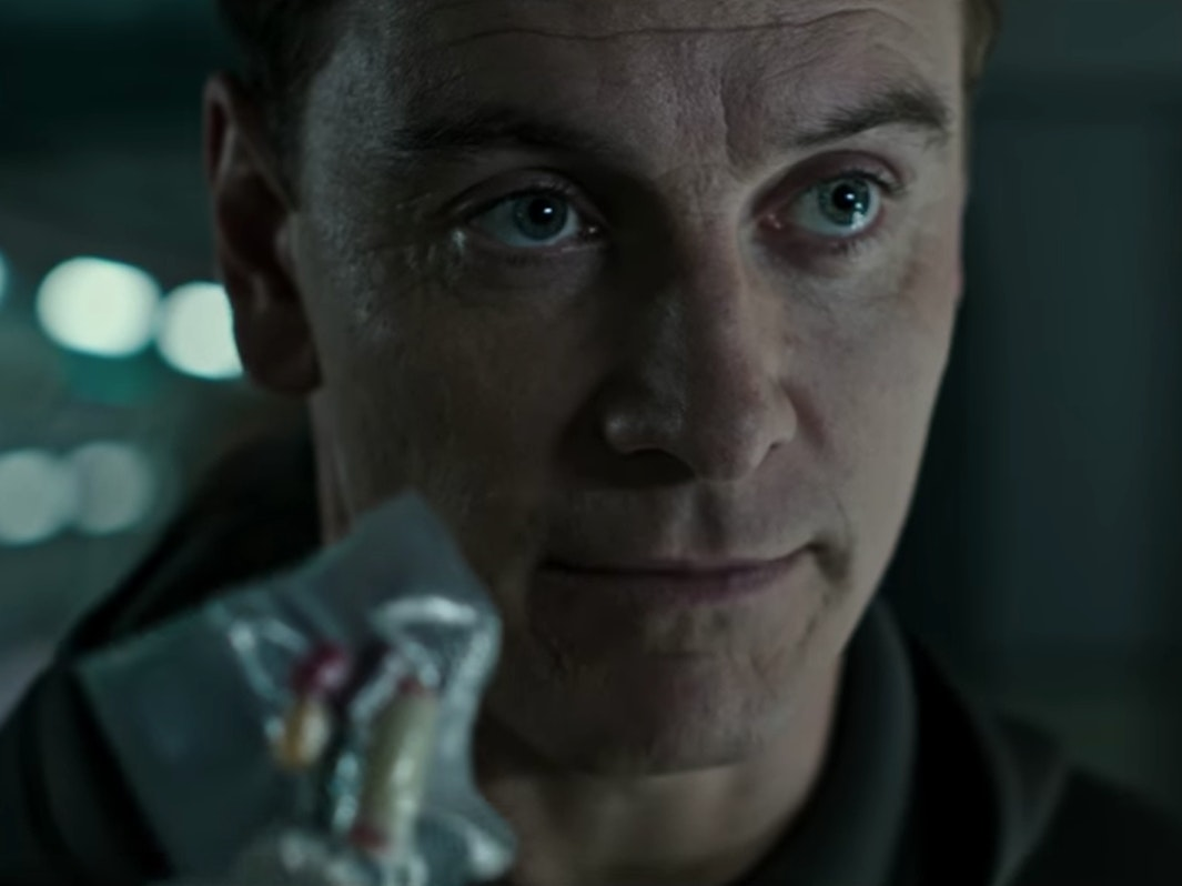 'Alien: Covenant' Predicts Robots Will Be the Third Wheel