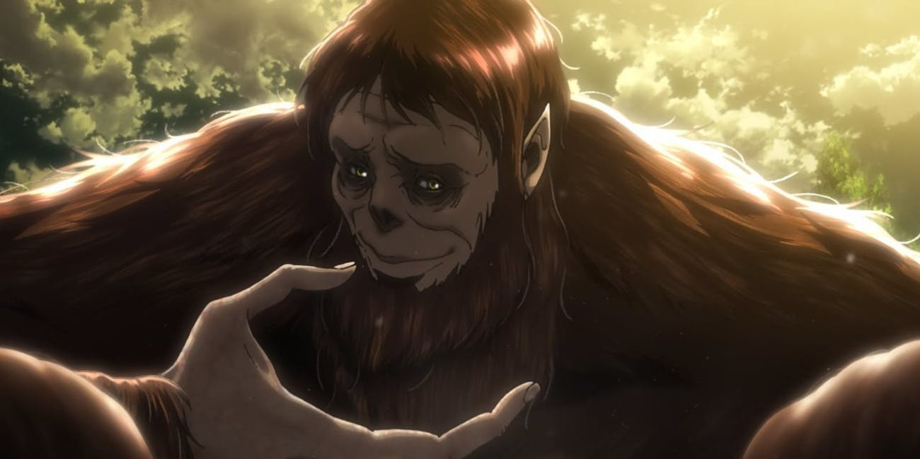 The Beast Titan was introduced at the beginning of Season 2, but very little is known about him still.