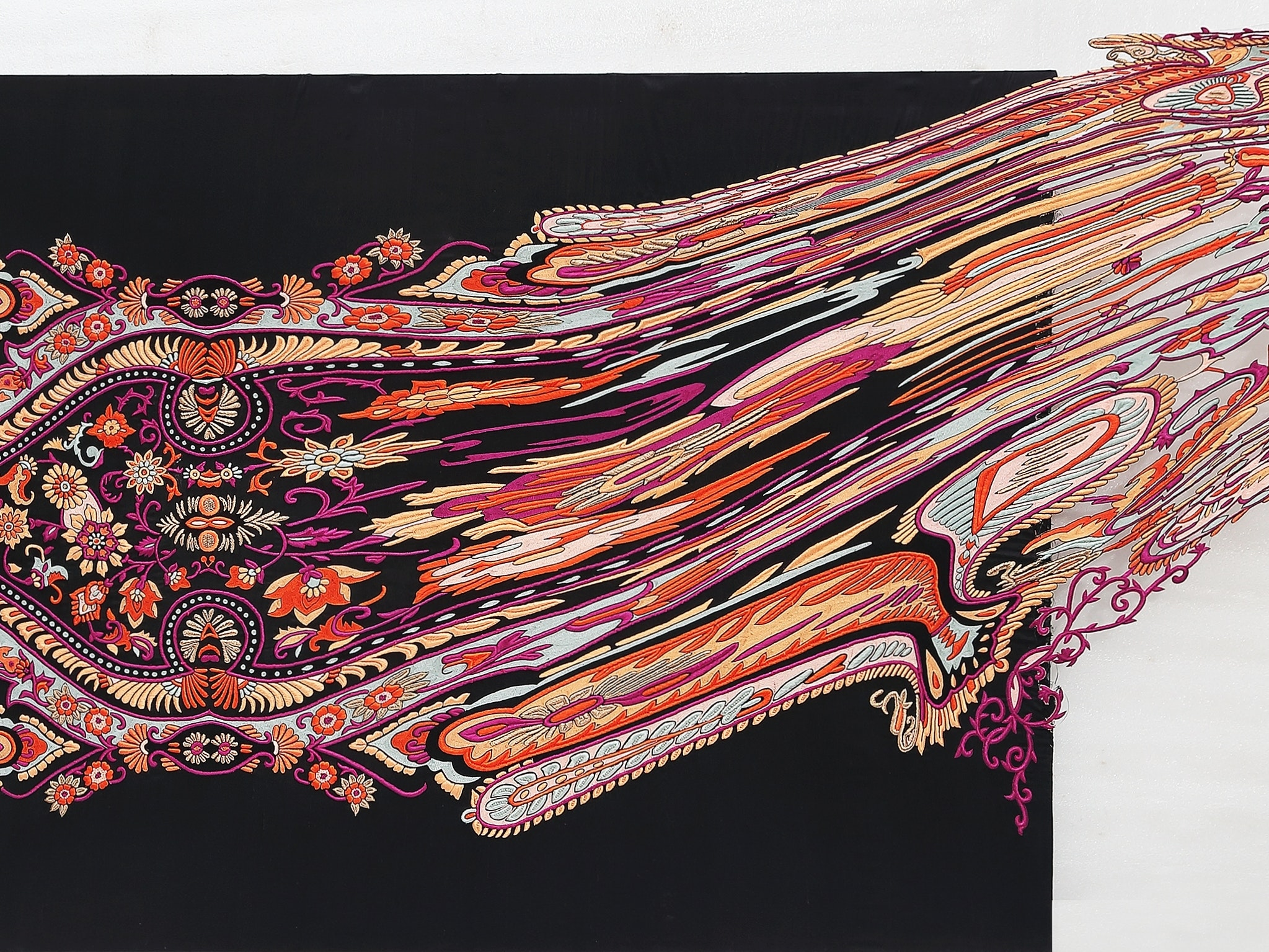 Faig Ahmed's Distorted, Pixelated Rugs Are Textile Acid Trips
