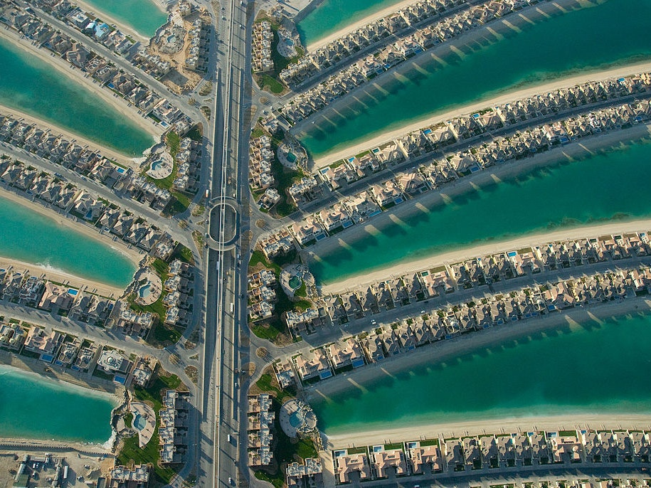 Artificial Islands Baffle the United Nations