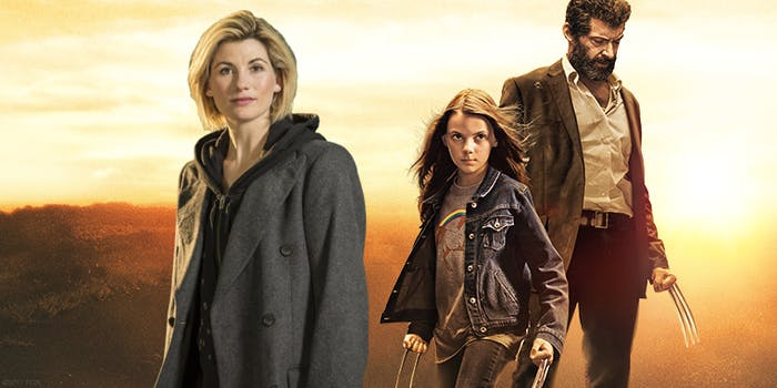 The journeys of the 13th Doctor would be really cool if they went a little bit like 'Logan'.