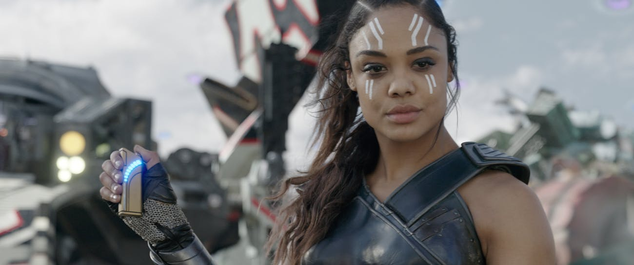 Thompson in 'Thor: Ragnarok'