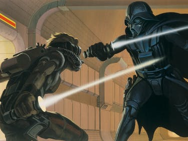 Inside the Ultimate Ralph McQuarrie 'Star Wars' Paintings Collection
