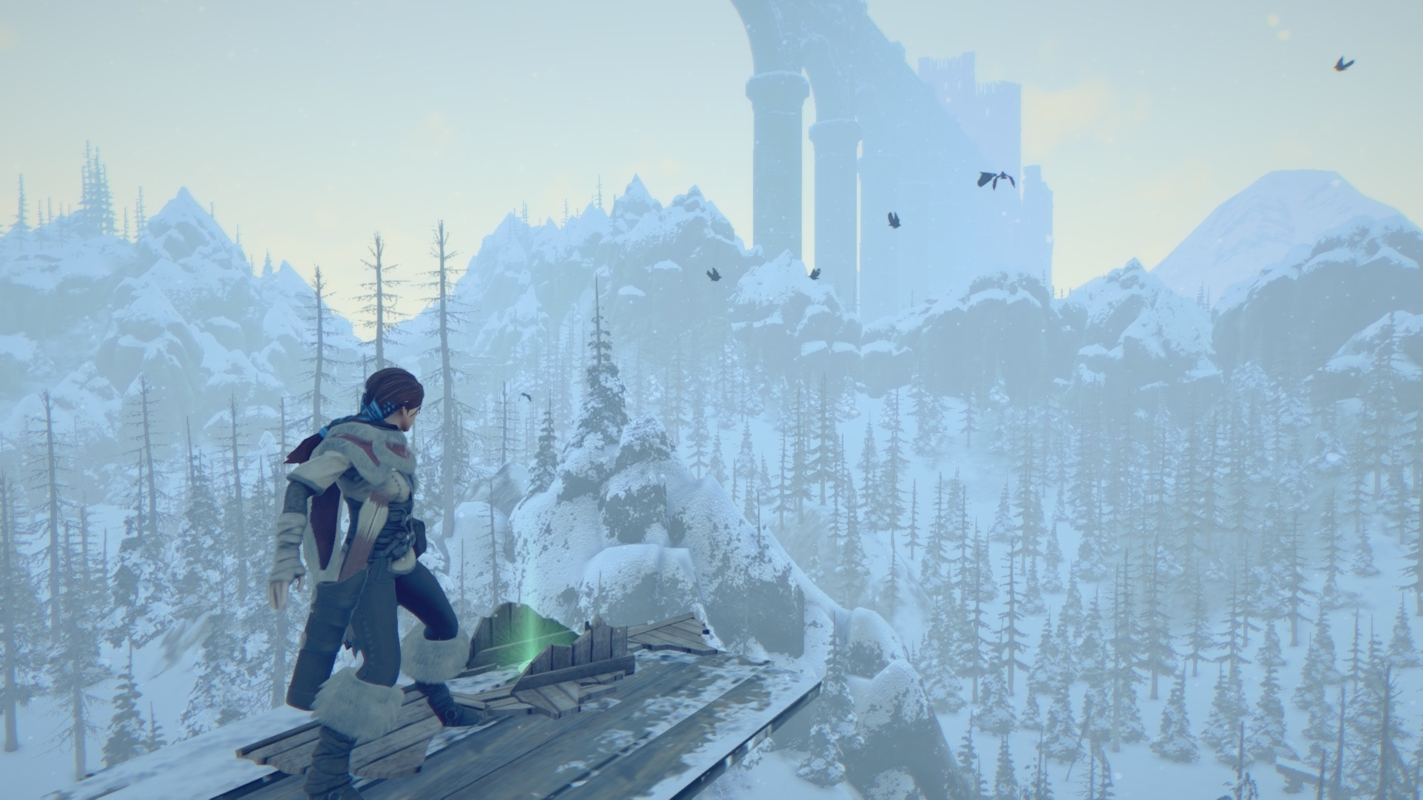 The world of 'Prey for the Gods' is huge and yours to explore -- if you survive.