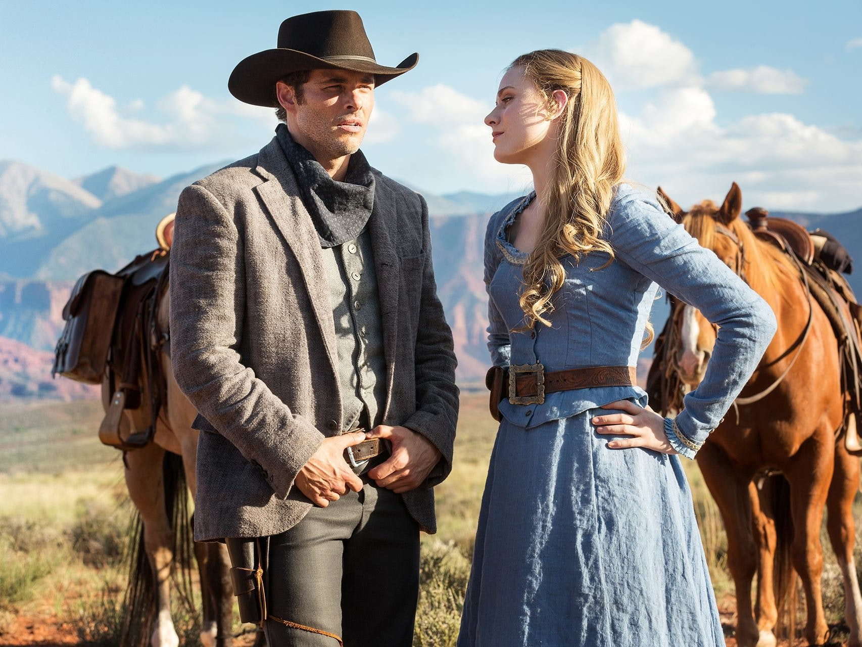 What To Expect From HBO's New Sci-Fi Western 'Westworld'