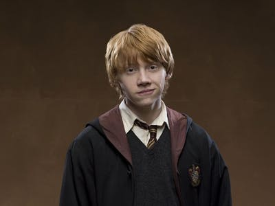 'Harry Potter and the Cursed Child' Should Have Ruined Ron