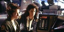Ripley's Keyboard From 'Alien' Invented Emojis