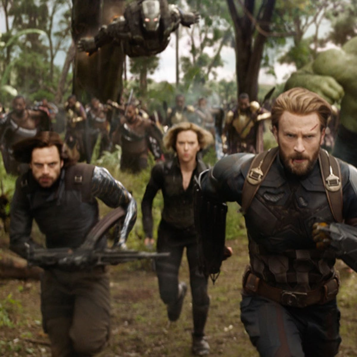 Avengers Endgame' Ending Explained: Did Bucky Always Know