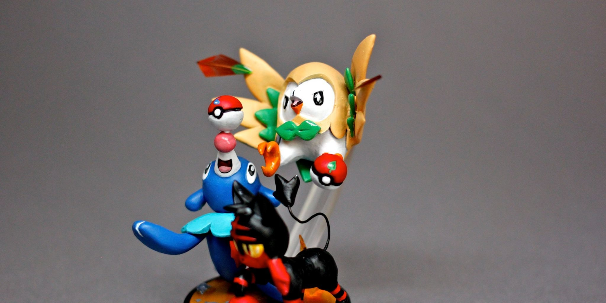 The new Pokemon starts sadly won't be getting official amiibo at any point soon.