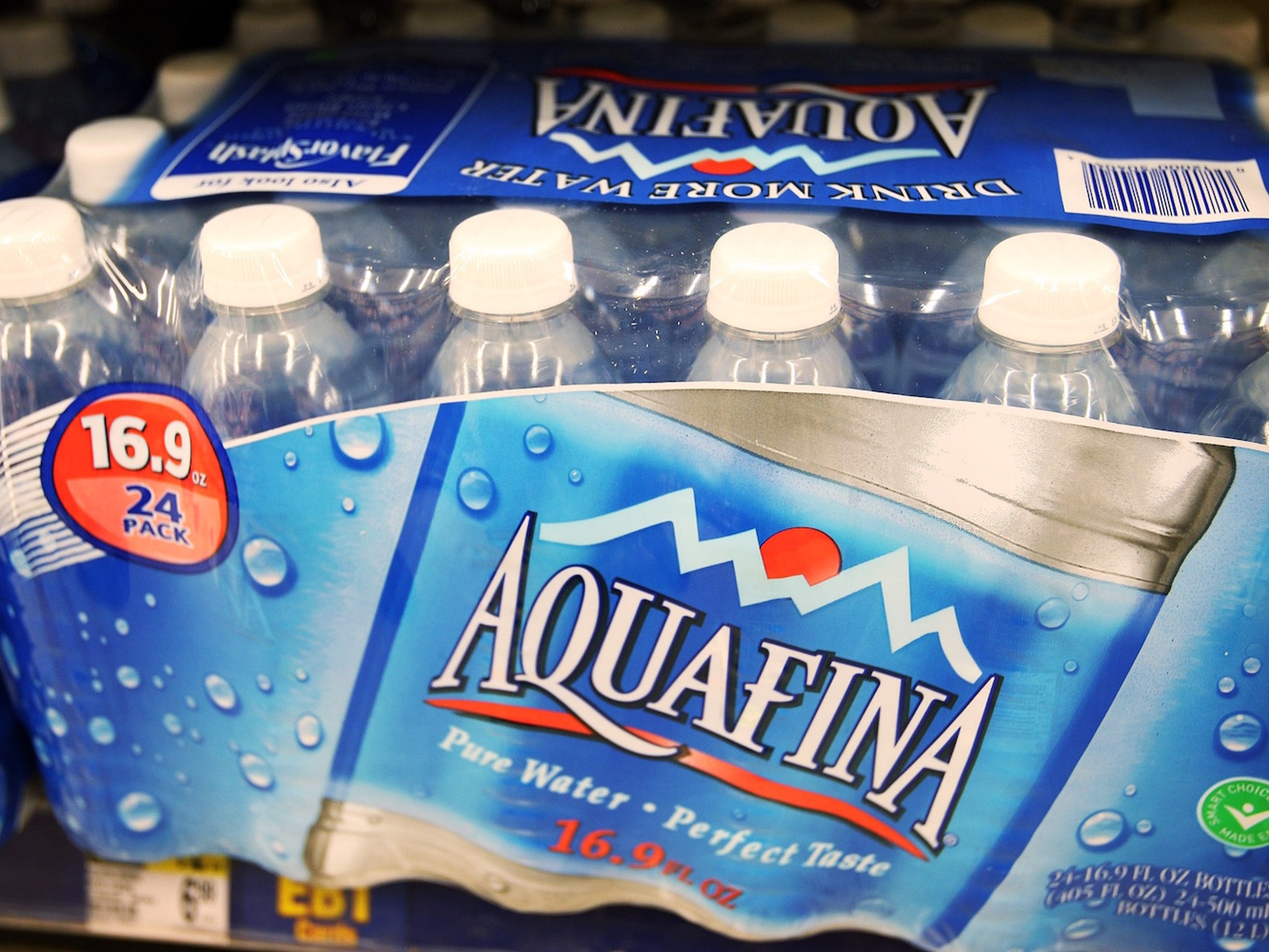 Aquafina Stop Calling Us Tap Water We Use A Filtration