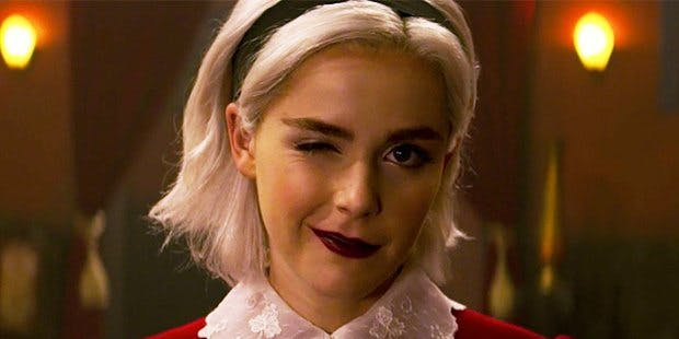 39 chilling adventures of sabrina 39 season 2 release date. Black Bedroom Furniture Sets. Home Design Ideas