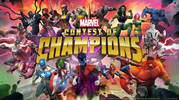 Thor Contest of champions Ragnarok