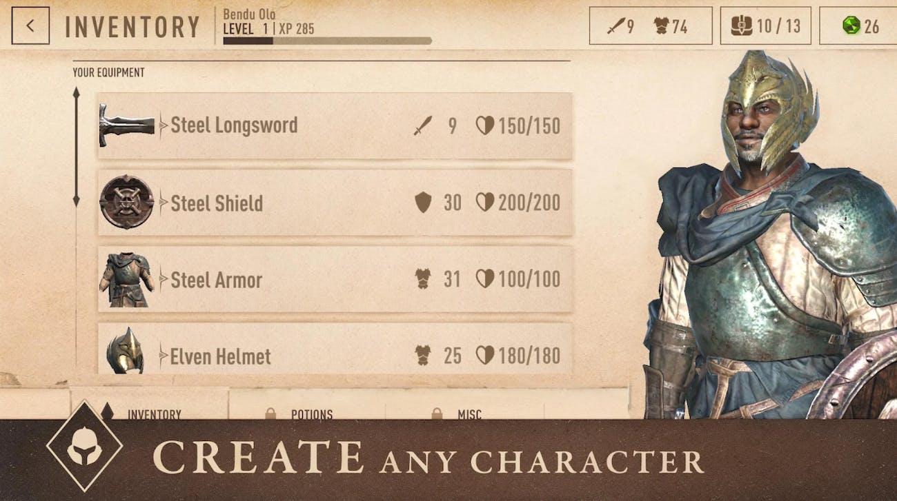 'Elder Scrolls: Blades'