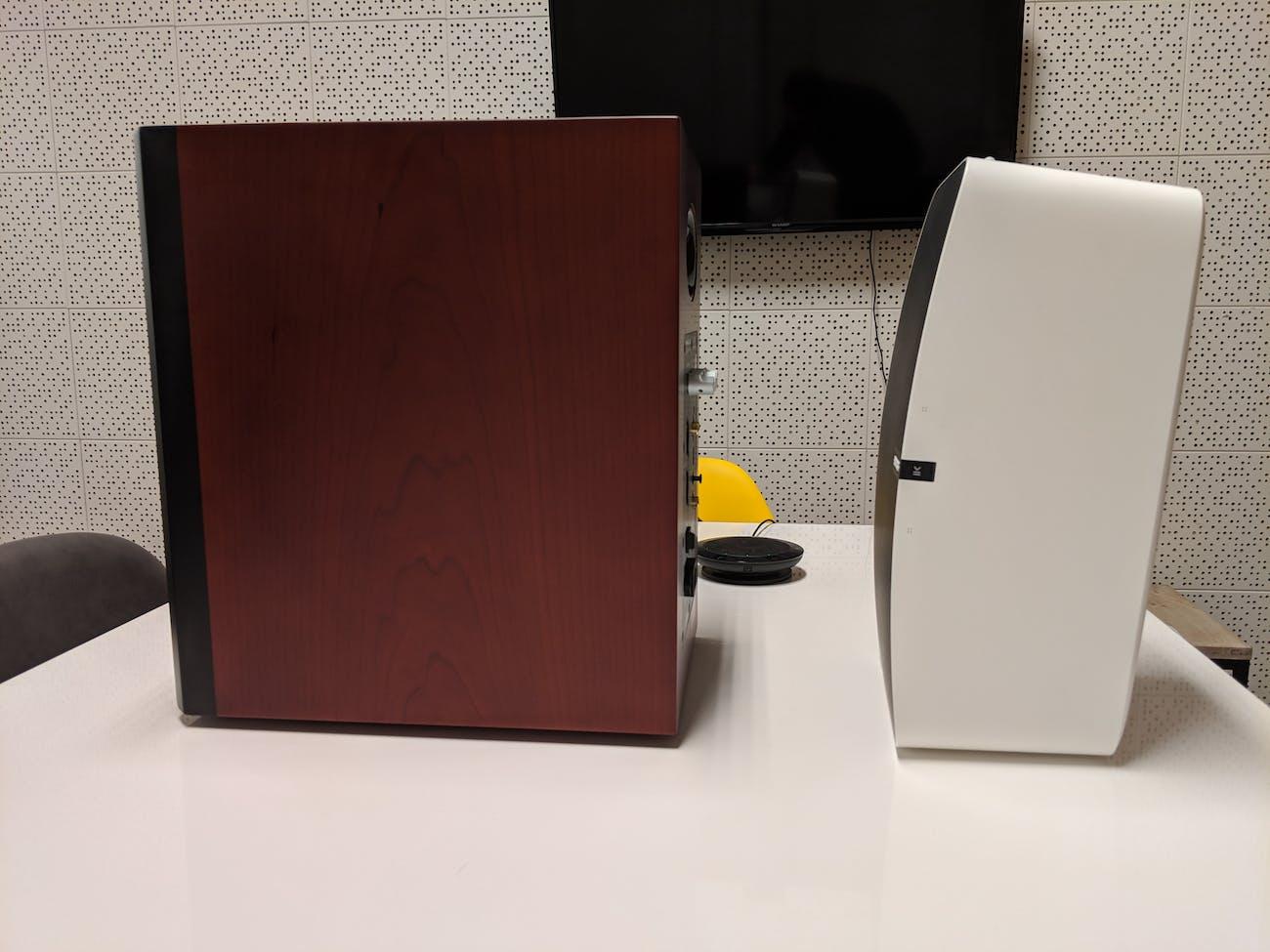 sonos airpulse speakers