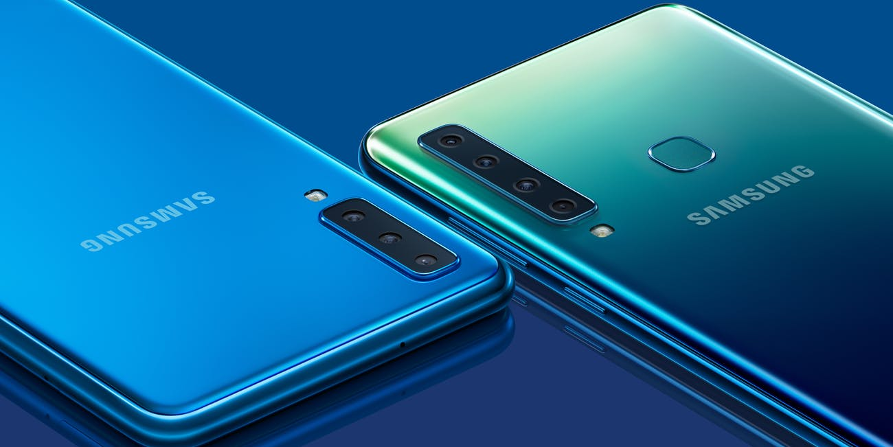 d3bcd8fe997 Galaxy A9  Everything to Know About the Smartphone With Four Rear ...