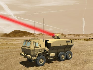 The Army's Crazy Laser Cannon Just Got Twice as Powerful