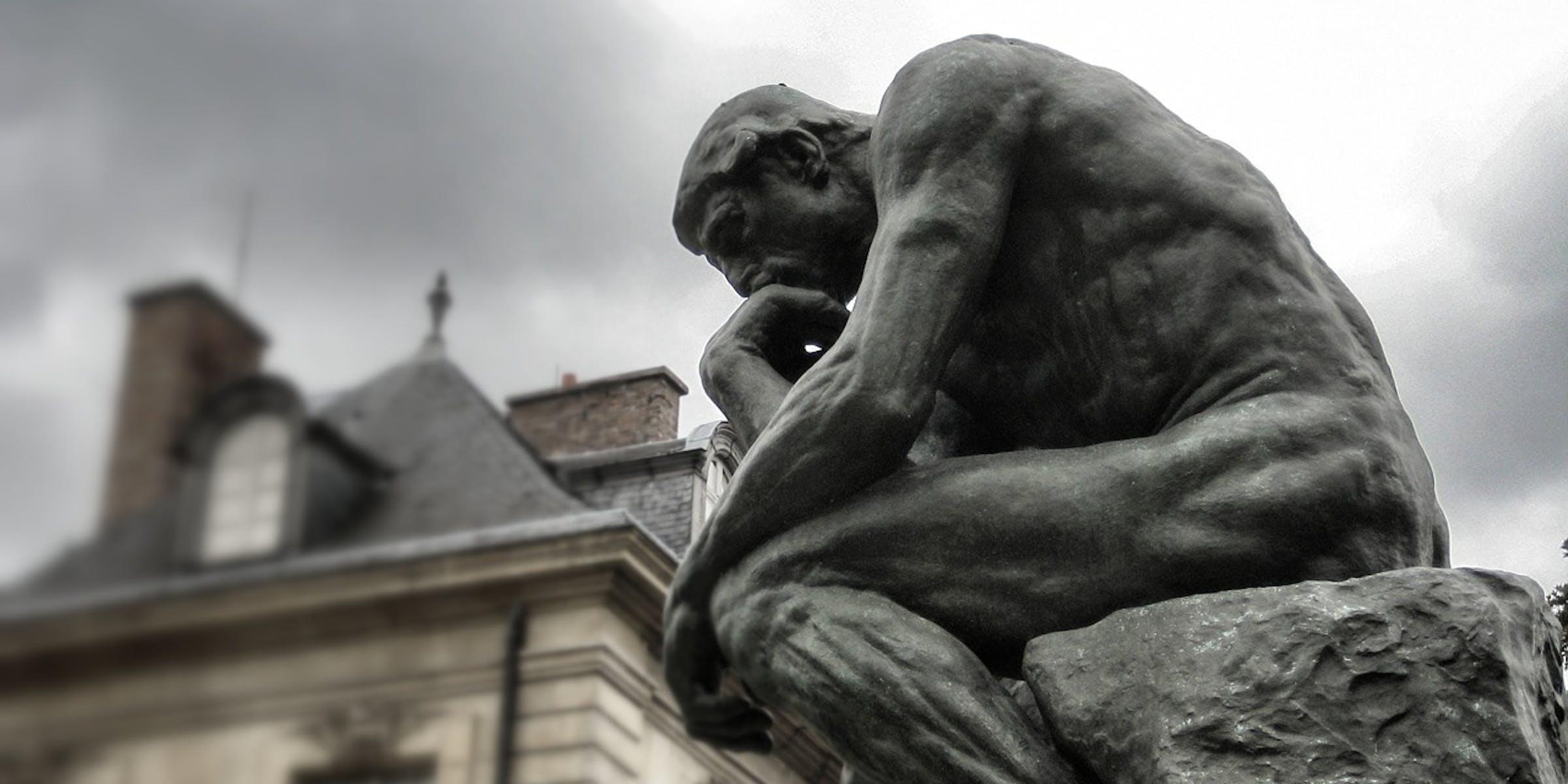 the thinker brain focus