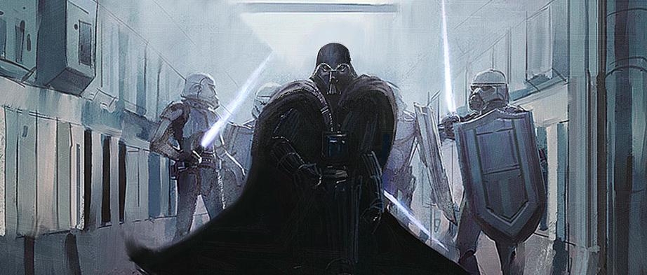 Cool Star Wars Artwork