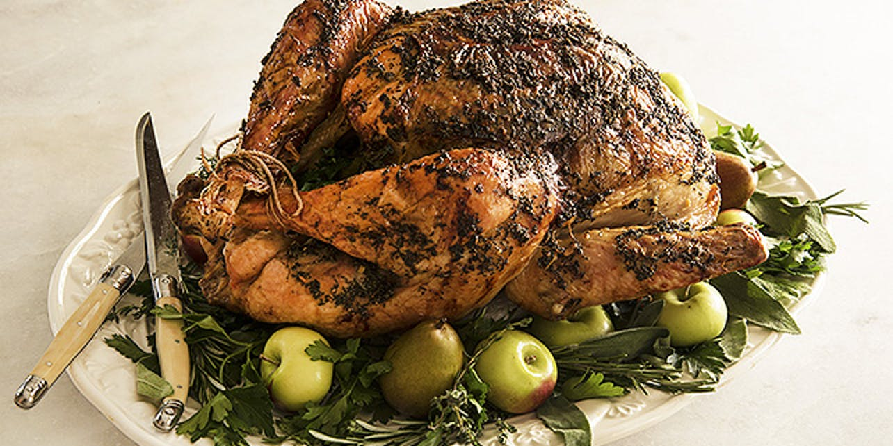 How to cook a perfect turkey