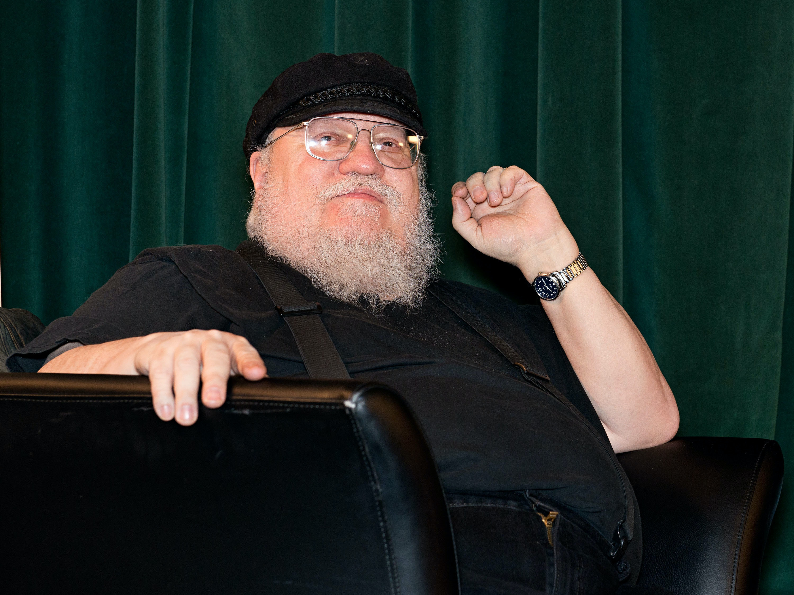 WTF Is With the Books Behind George R.R. Martin's New Show?