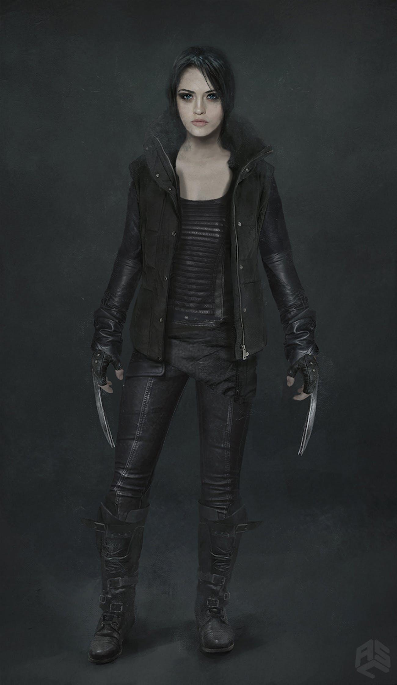 Logan X-23 Laura