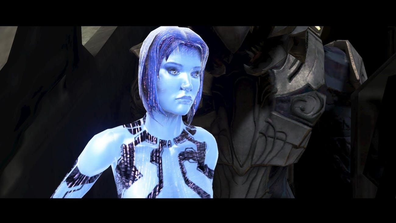 Halo 3: Cortana