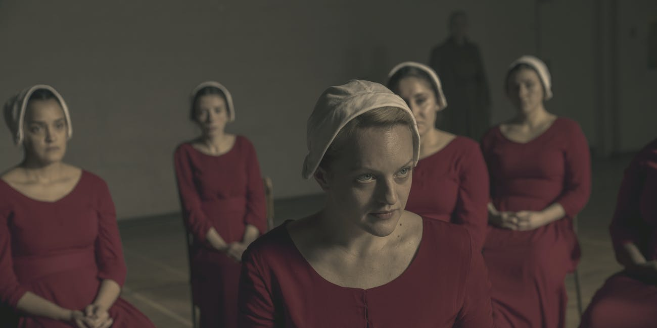 The Handmaid's Tale Season 3 Episode 9 Heroic