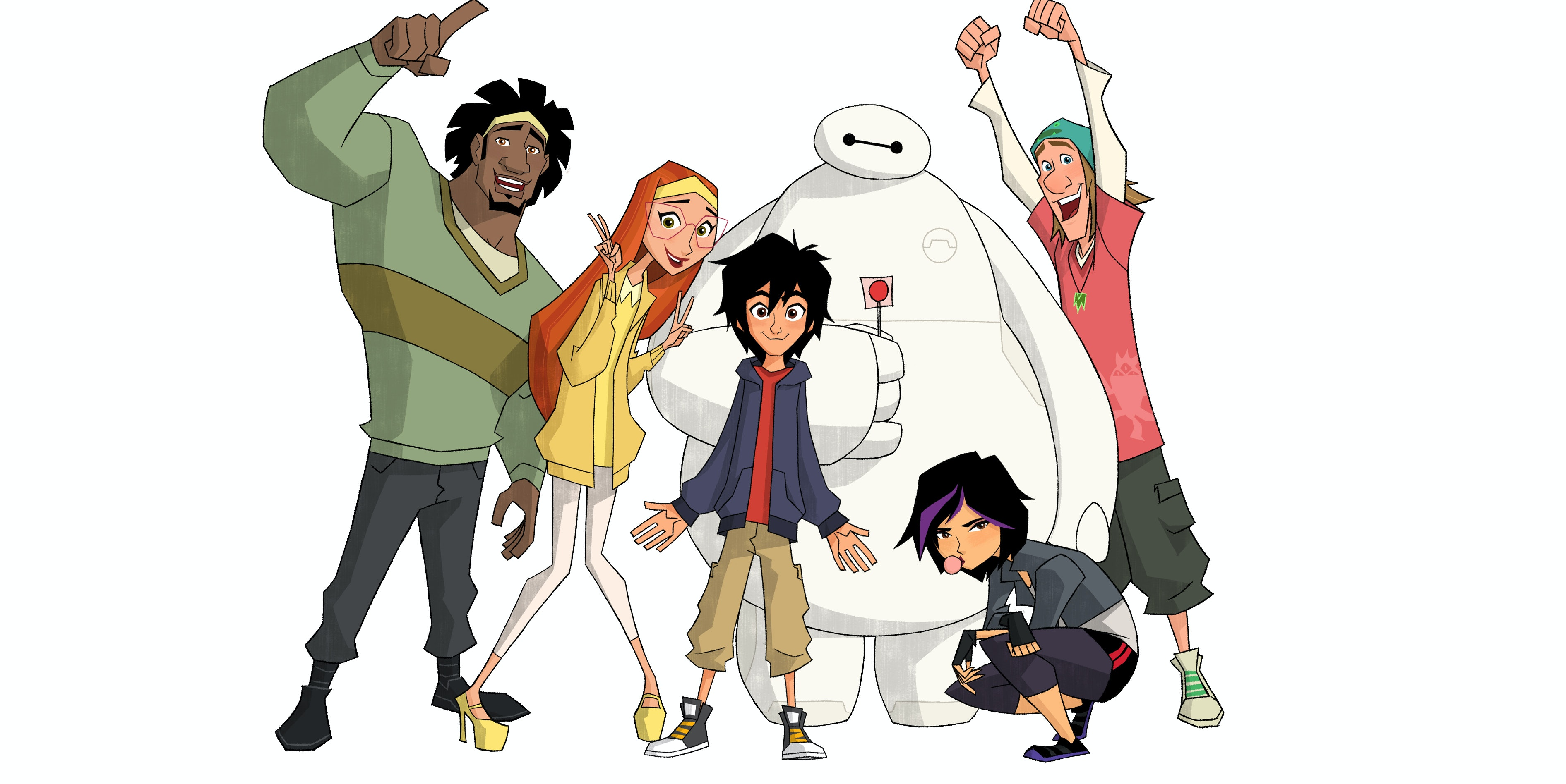 Disney Already Ordered Season 2 of Its 'Big Hero 6' TV Show