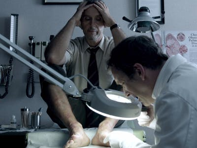 A Weekly Update on John Turturro's Feet in 'The Night Of'