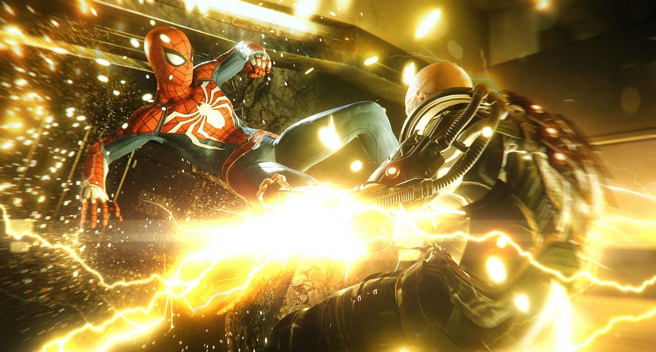 'Spider-Man' PS4 Electro