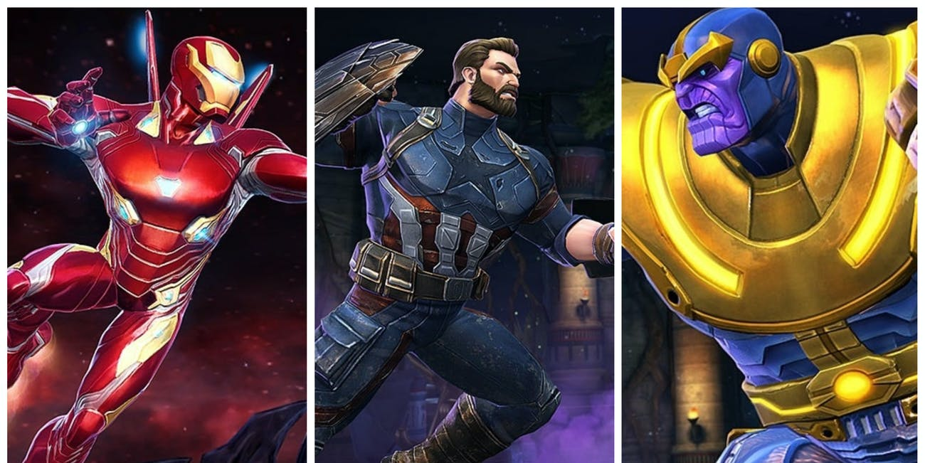 Infinity War Contest of Champions