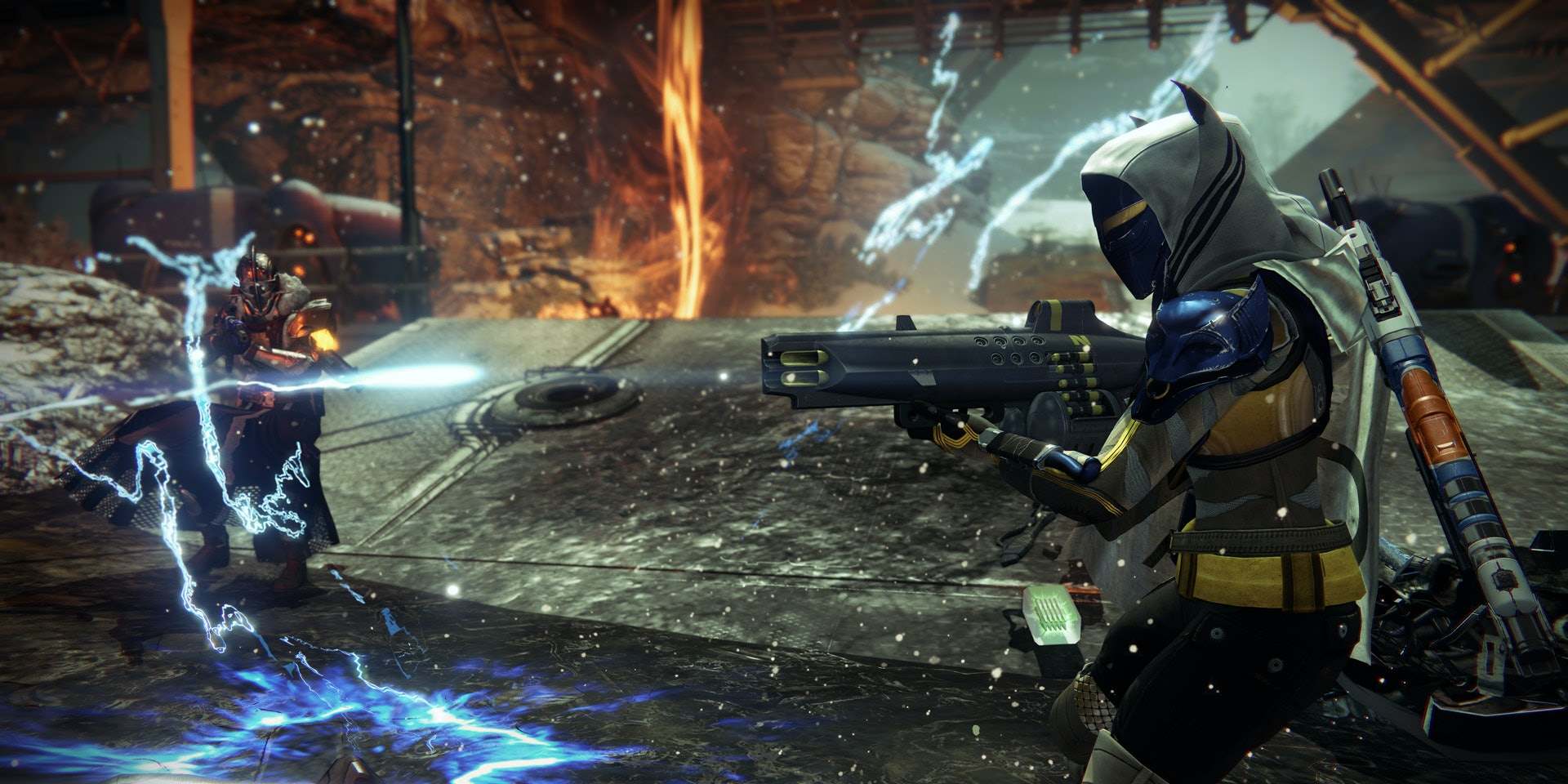 With 'Rise of Iron', Bungie wants to finally fully embrace Artifacts as a real game changer.