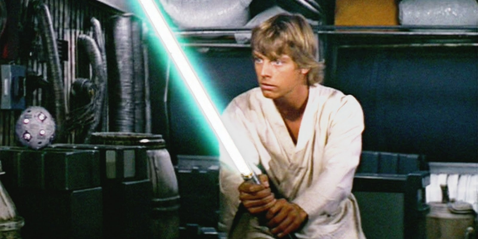 Is Luke Skywalker a Virgin?