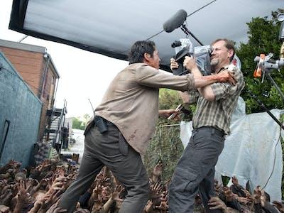 Glenn Is Still Dead. Why Are 'The Walking Dead' Fans in Denial?