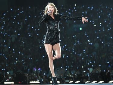 There's a New Taylor Swift Song, But Don't Expect a New Album in 2016