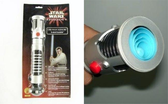 Lightsaber Obi-Wan