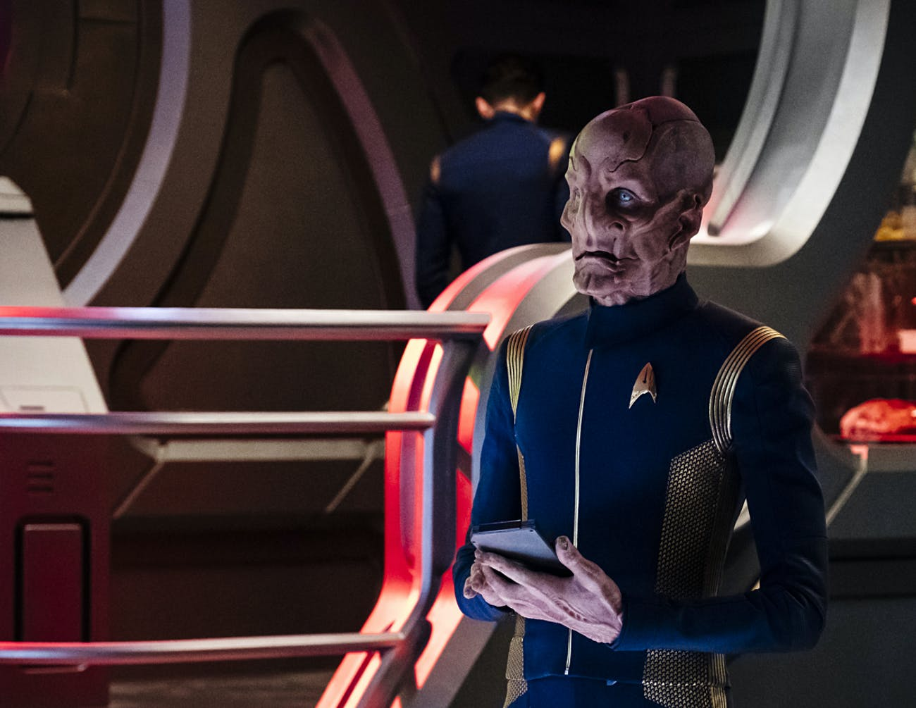 Star Trek Discovery Doug JonesDoug Jones Abe Sapien