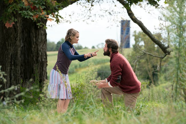This is the most crucial scene in 'A Quiet Place'.