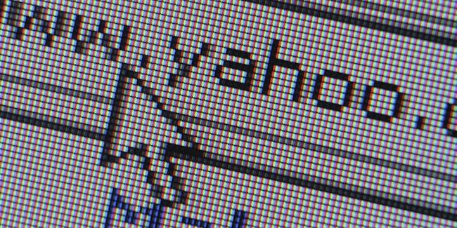Yahoo Email Logo