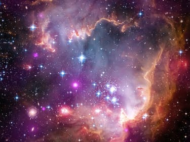 This Stellar Cluster Has Exploded With New Stars for 5 Million Years