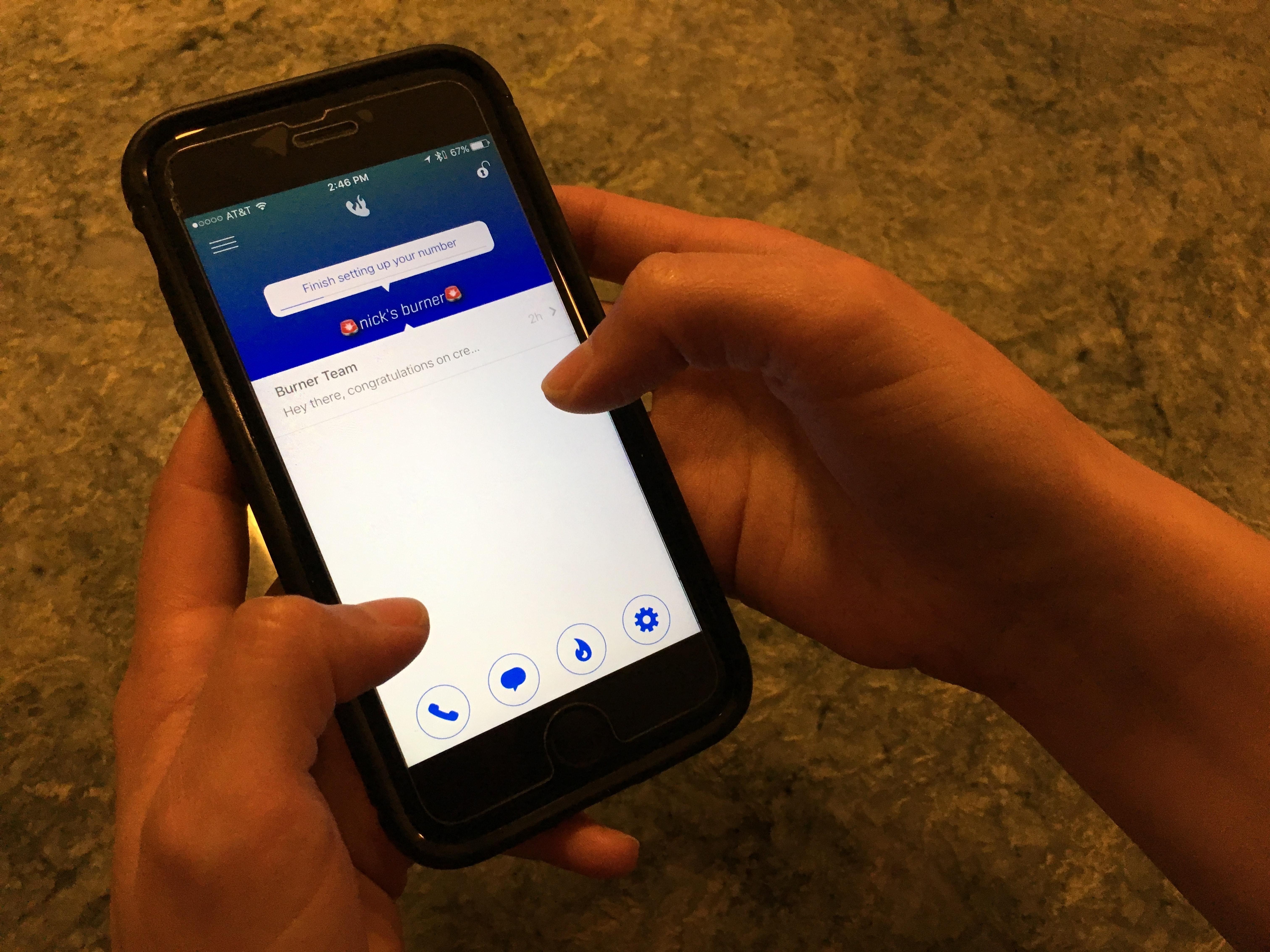 Where Smartphone Privacy Starts