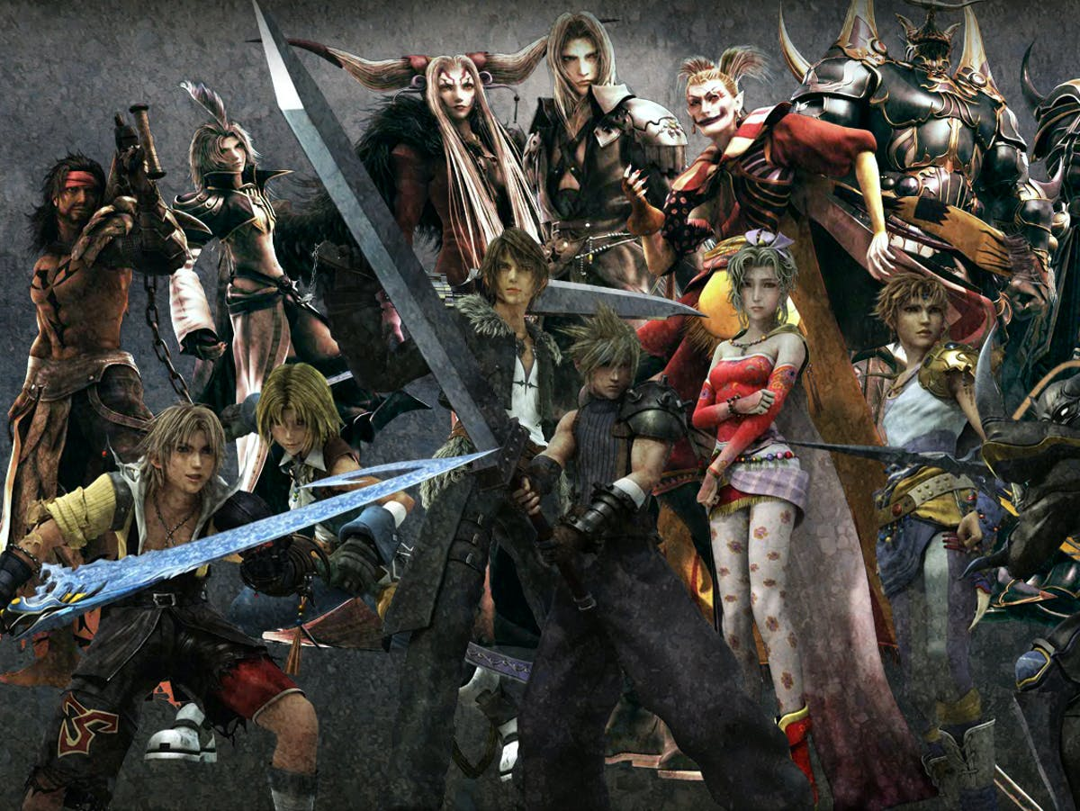 One of the Best 'Final Fantasy' Games Ever Is Now on PS4