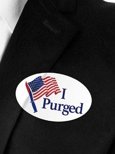 The Purge, Election Year, Donald Trump, Movie, Blumhouse