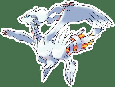 """Vast White Pokémon"""