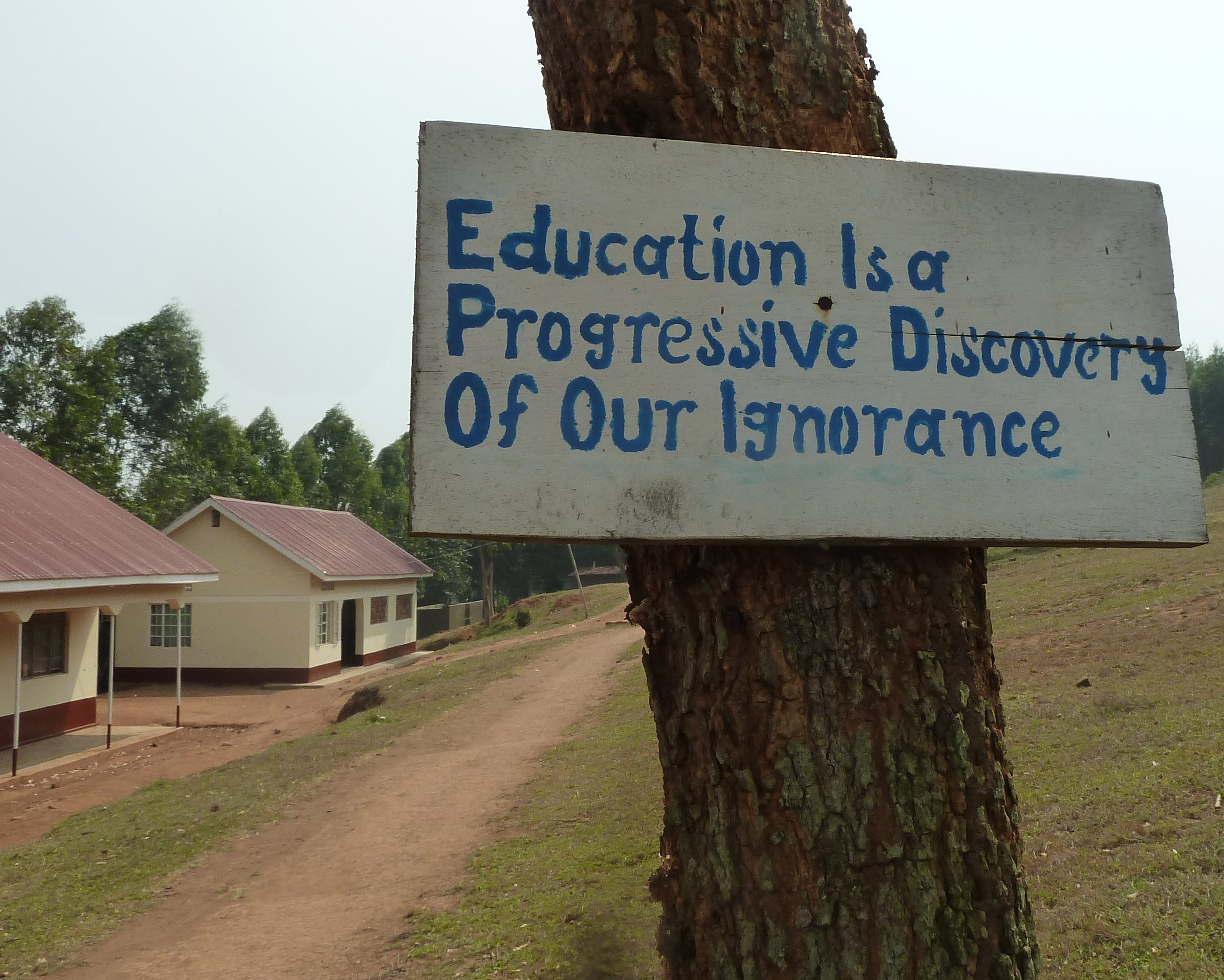 An Atheist Ugandan Orphanage Beats Back Superstition And Zealotry