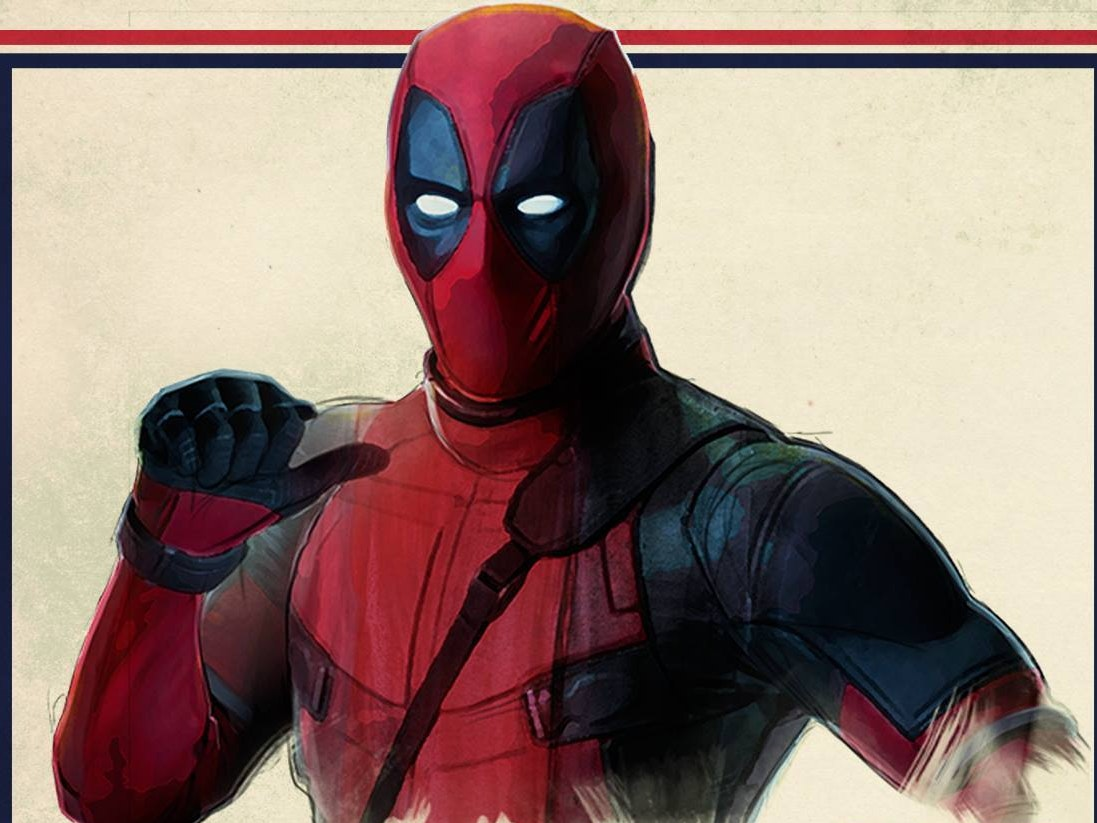 Who Is Deadpool and Why You Should Care (For the Next Month and a Half)