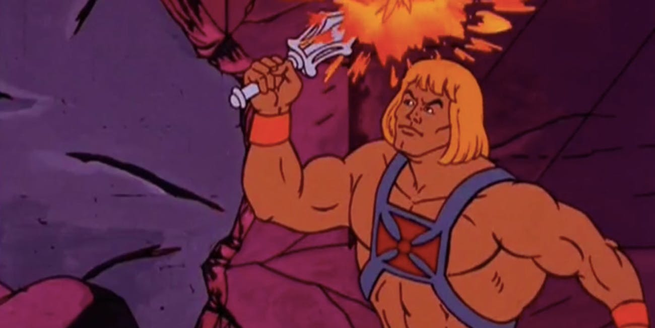 He-Man Masters of the Universe Netflix