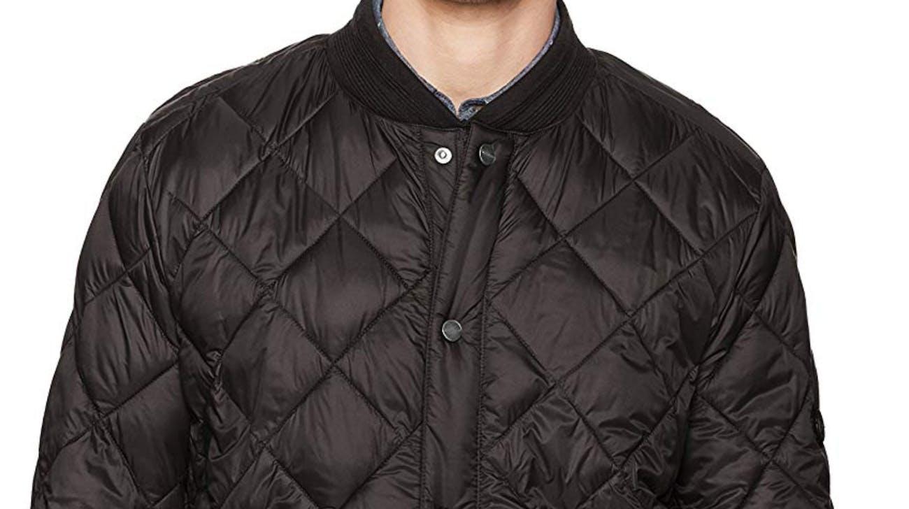 Bernardo Men's Jeff Quilted Primaloft Jacket