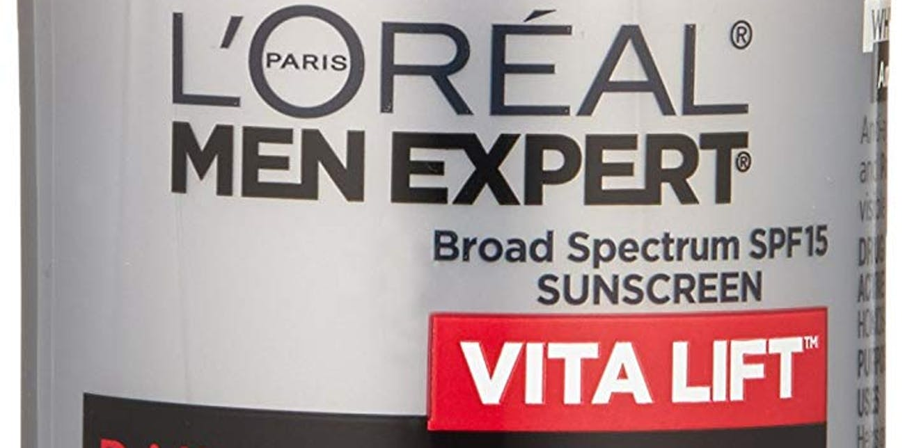 L'Oreal Paris Skincare Men Expert Vita Lift Anti-Wrinkle & Firming Face Moisturizer with SPF 15 and Pro-Retinol